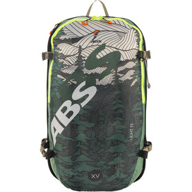 ABS s.LIGHT Compact Zaino airbag 15l verde